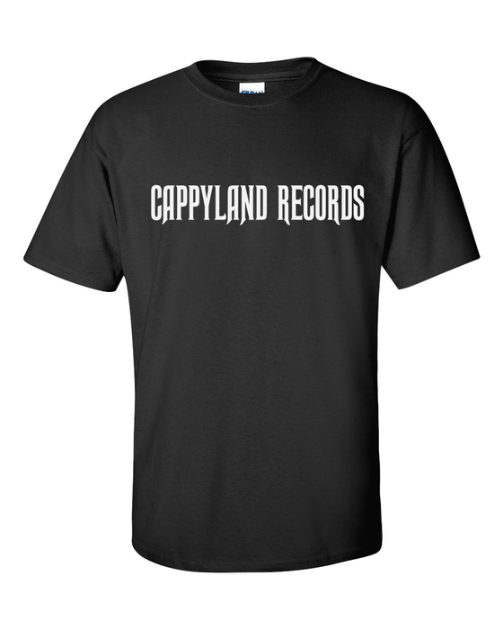 "Image of CAPPYLAND RECORDS ""BLACK T"""