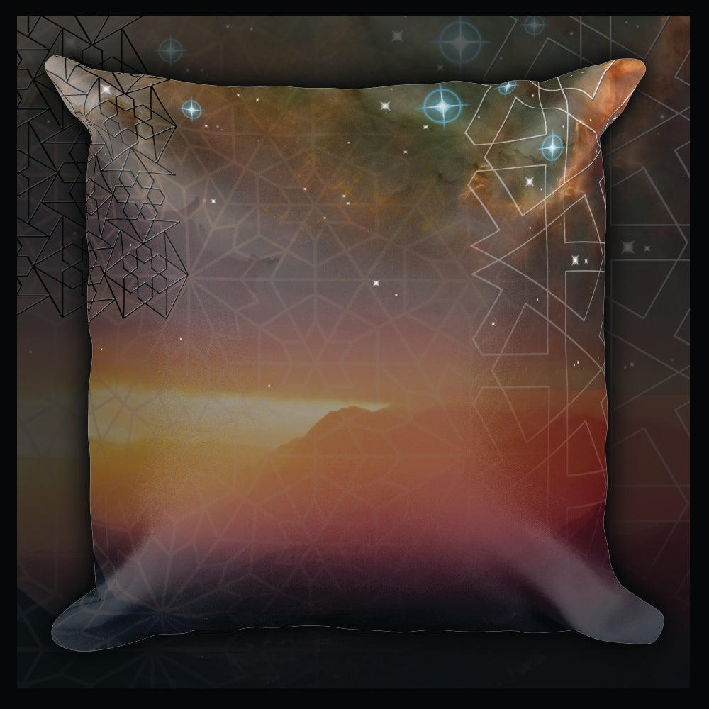 Image of 'Sacred Space' Pillow