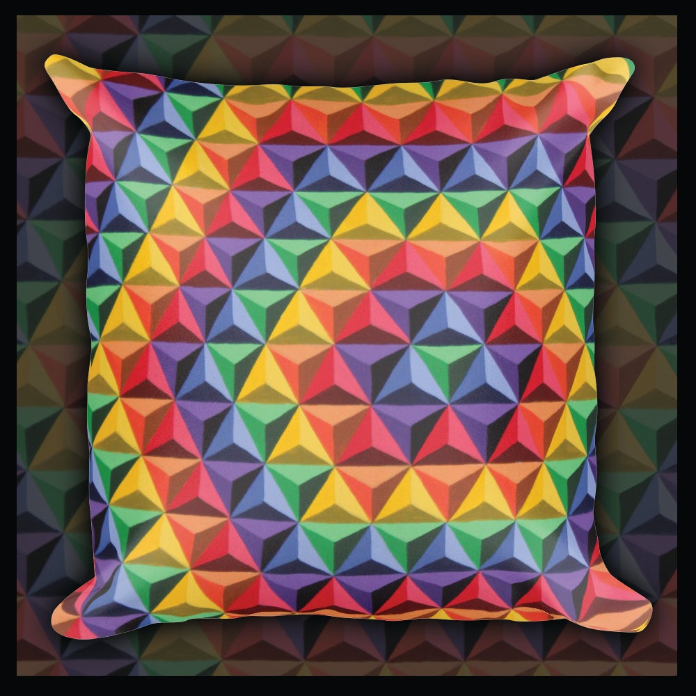 Image of 'Immerse Yourself' Pillow