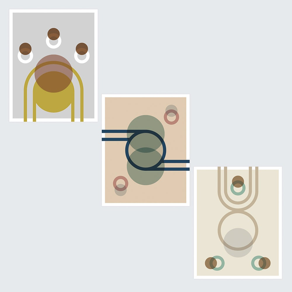 Image of Series 4: Set of 3