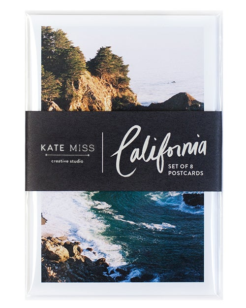 Image of California Postcard Set