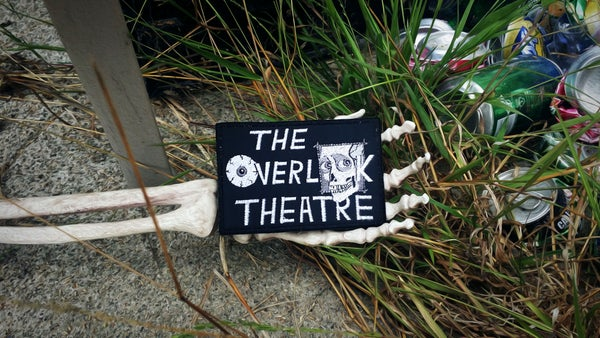 Image of Overlook Theatre Embroidered Patch