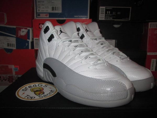 "Air Jordan XII (12) Retro ""Baron"" GS - areaGS - KIDS SIZE ONLY"