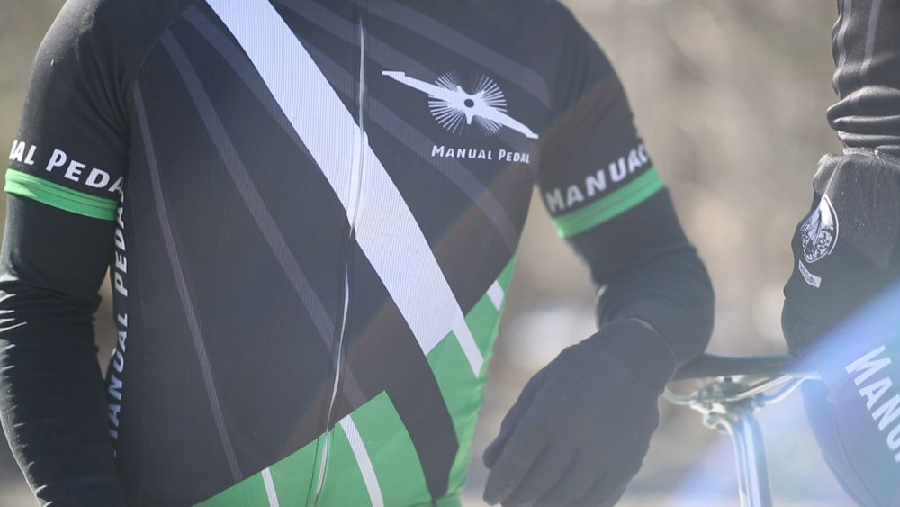 Image of Manual Pedal Team Kit