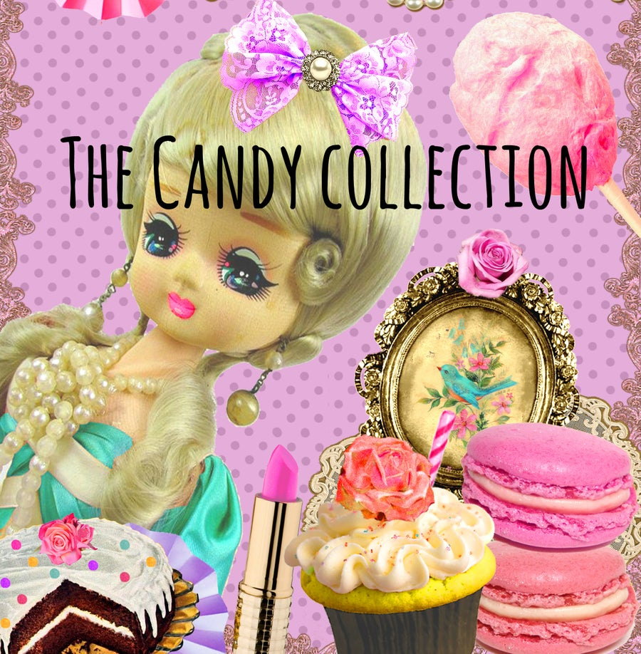 Image of Candy & Sweets Perfumes