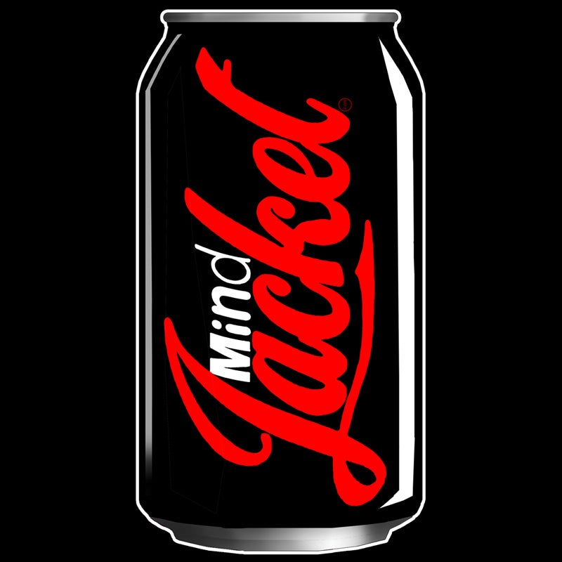 Image of MiNDJACKET MindZero Soda Can shirt