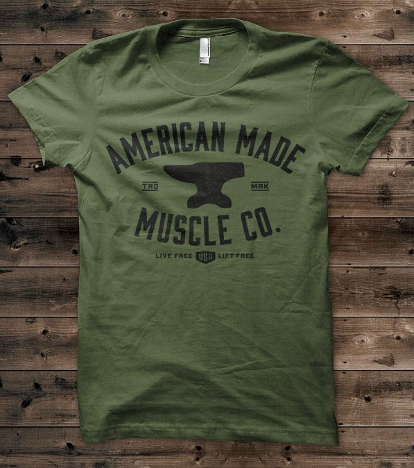 Image of Tradition - Unisex Tee - Olive