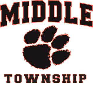 Image of Longsleeve T-shirt w/ Athletic Logo (White)