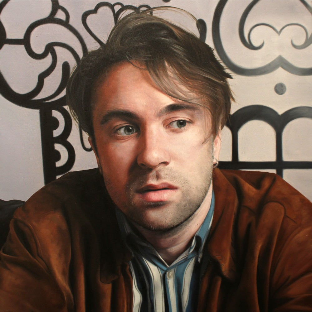 Image of JUSTIN YOUNG // LIMITED EDITION PRINT