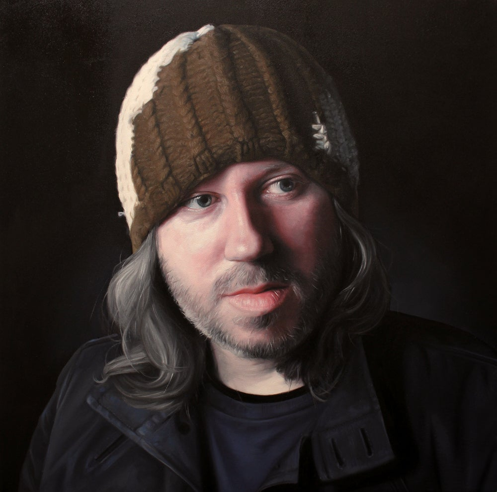Image of BADLY DRAWN BOY // LIMITED EDITION PRINT