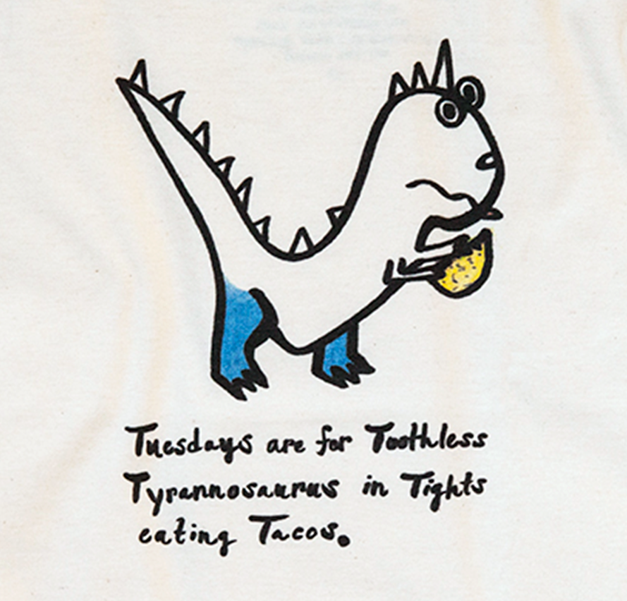 Image of TYRAN TUESDAYS TEE