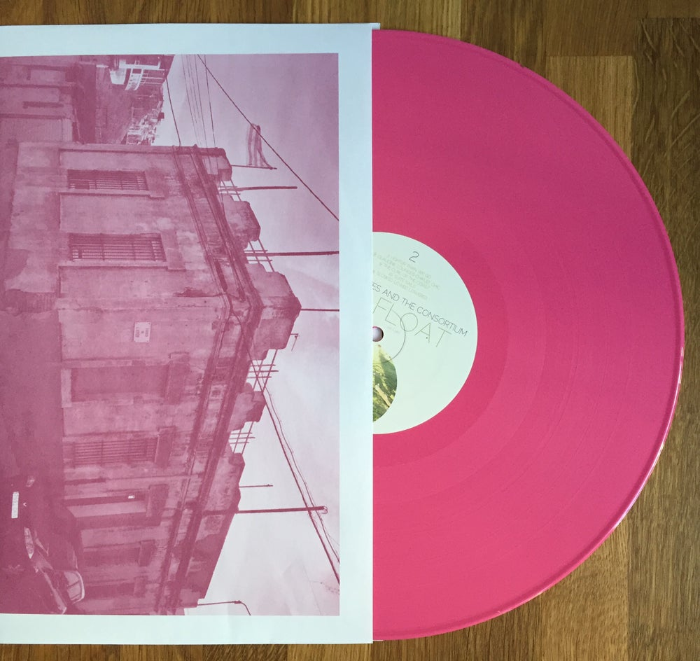 Image of THE FLOAT LP - !COLORED OPAQUE PINK VINYL! - 12XU Records