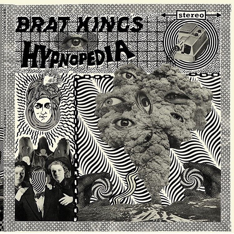 Image of BRAT KINGS - HYPNOPEDIA LP