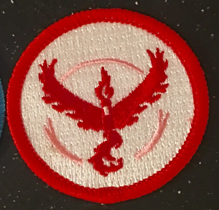 "Image of Team Valor 2"" Patrol Patch"