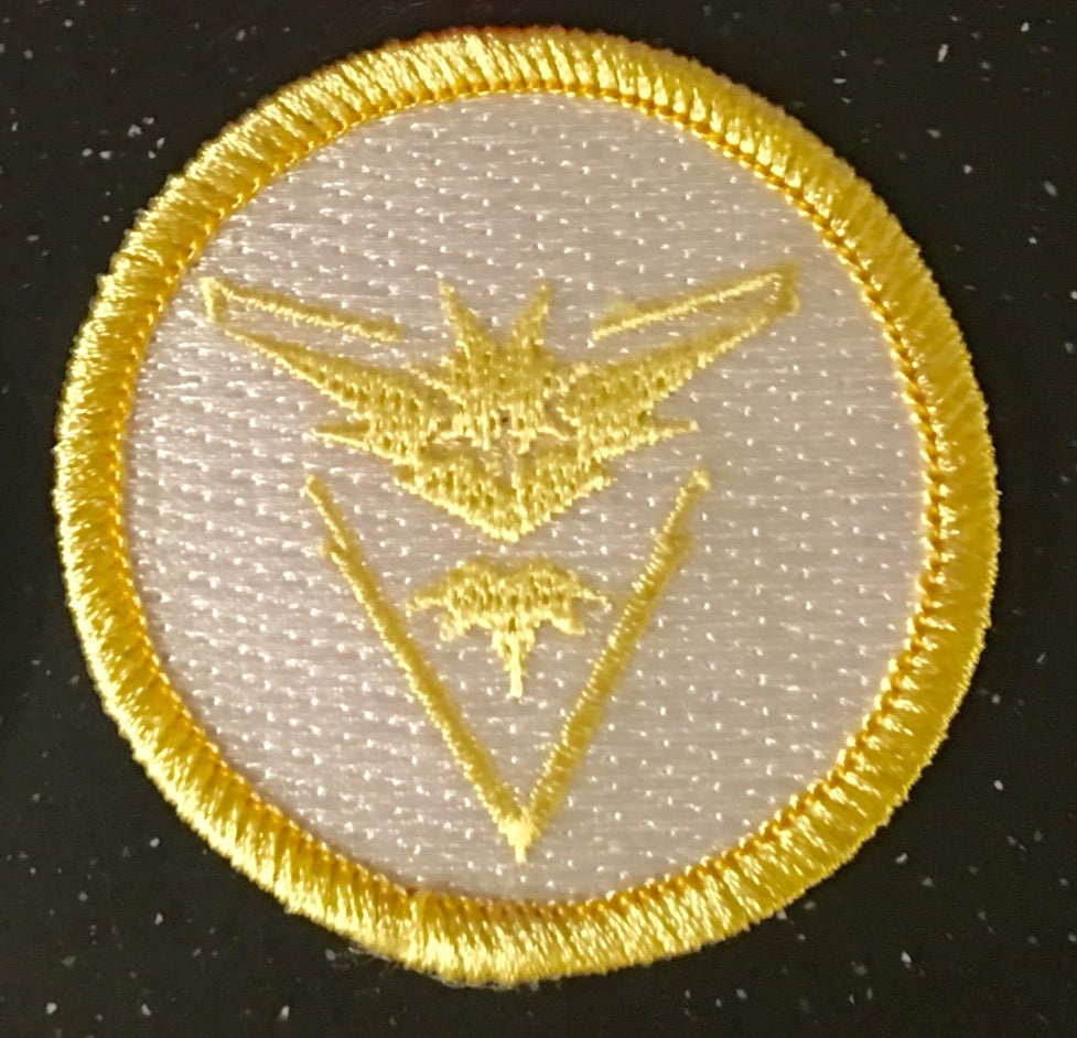 "Image of Team Instinct 2"" Patrol Patch"