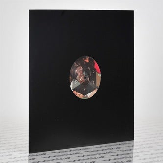 Image of DN005<br>IVVVO<br>Theories Of Anxiety EP<br>VINYL