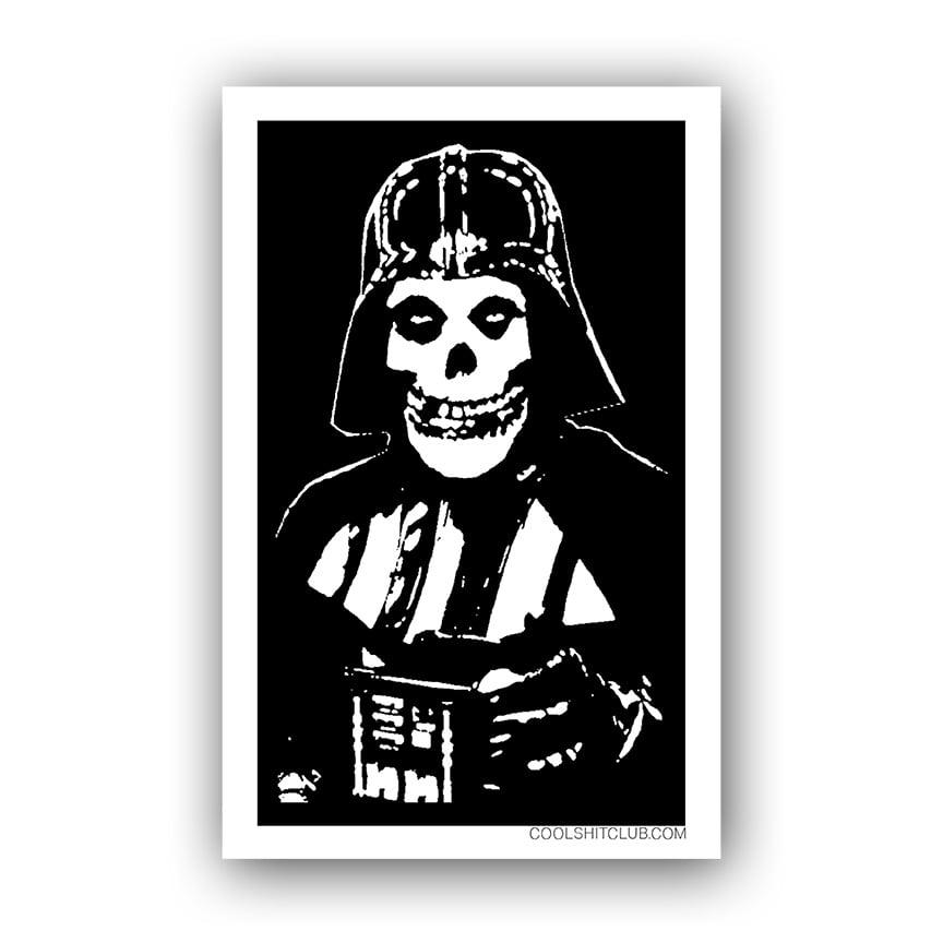 Image of Misfit Vader Sticker