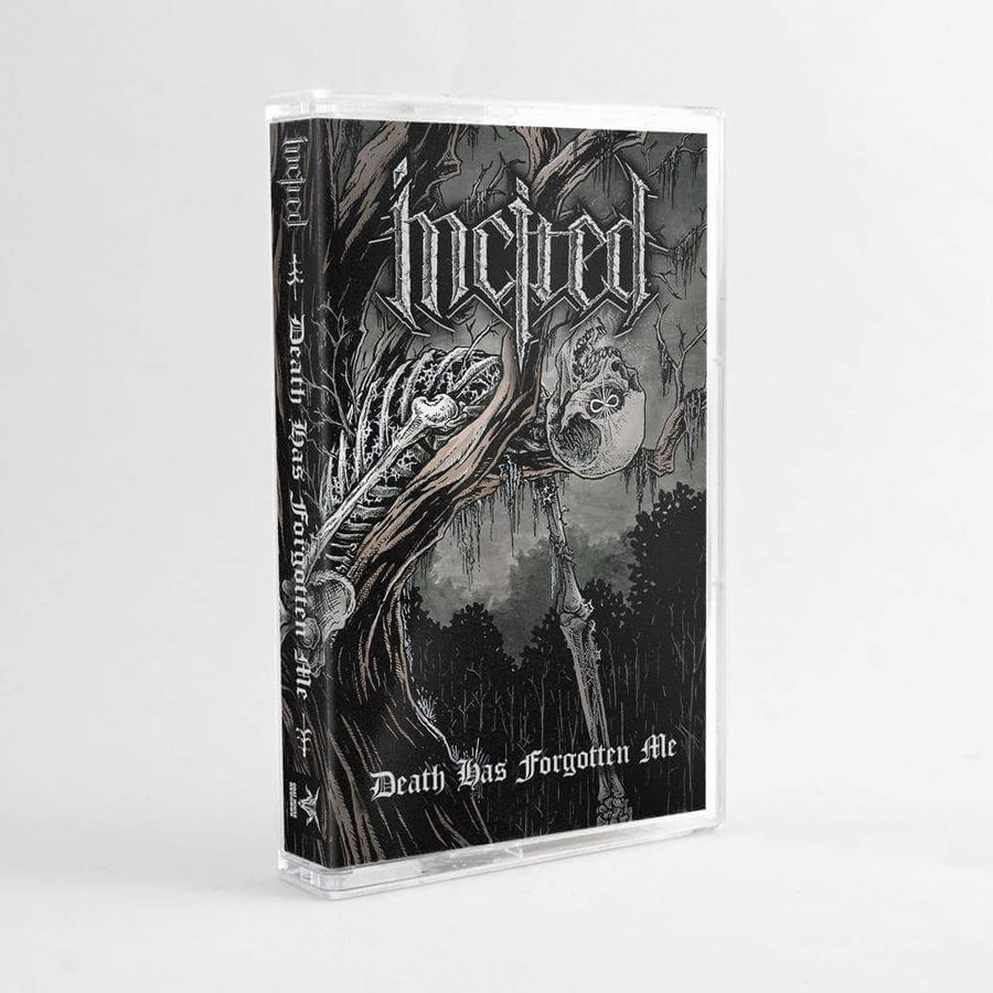 Image of Incited - Death Has Forgotten Me
