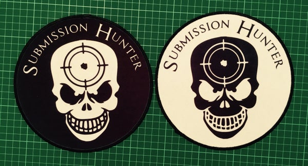 Image of Submission Hunter Patches