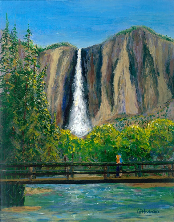Image of Yosemite Falls