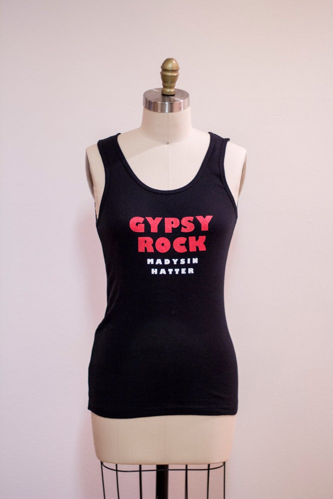 Image of Madysin Hatter GYPSY ROCK Tank Top