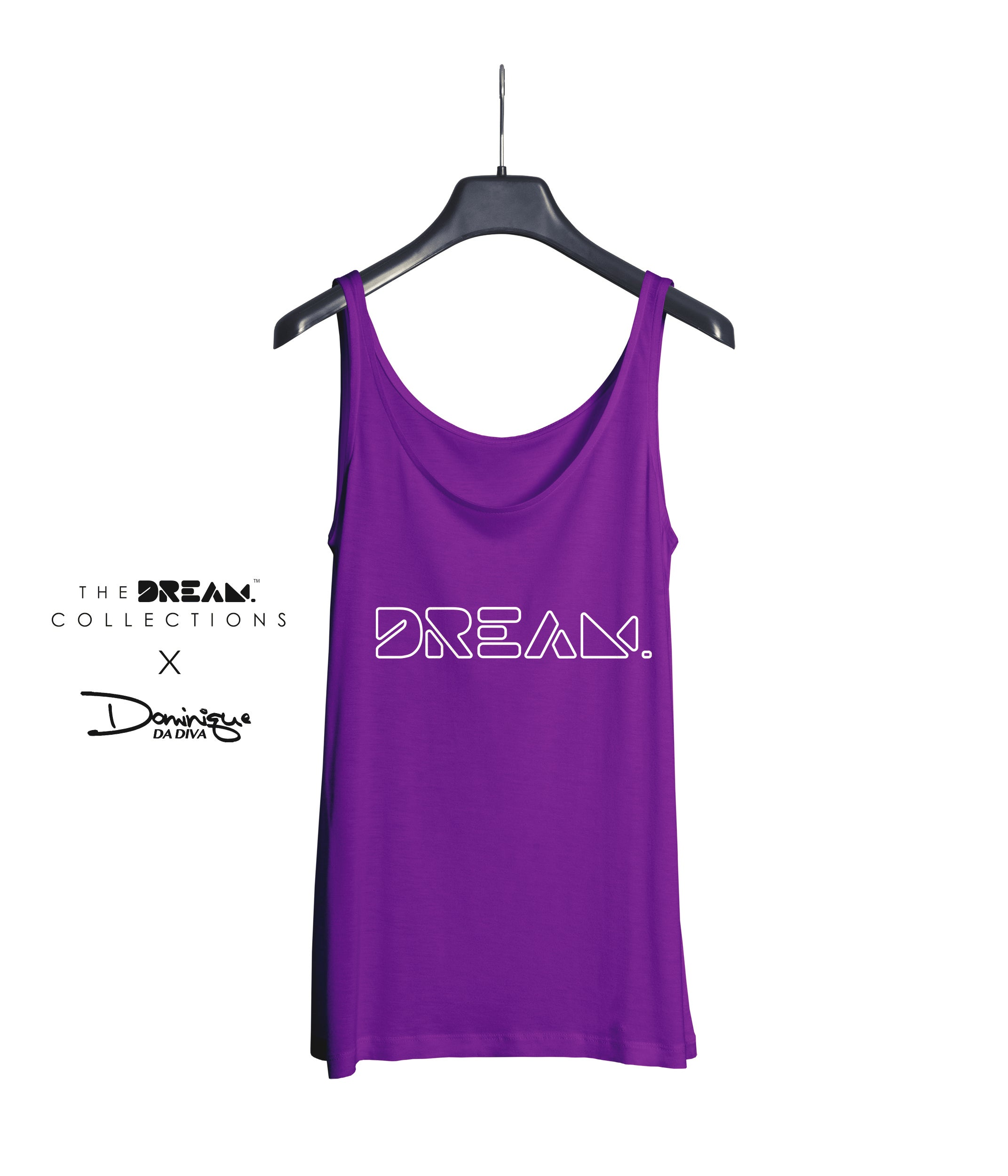 Diva Dream Tank Top | Purple