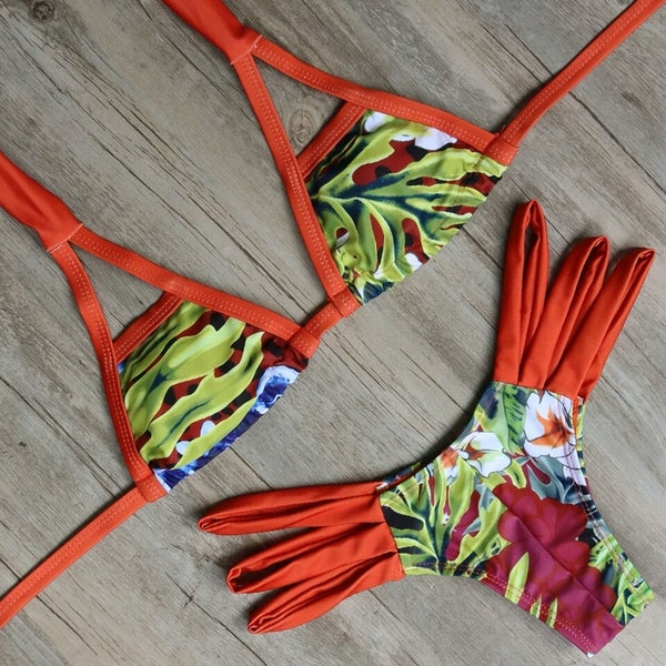 Image of SWEET POTATO KINI