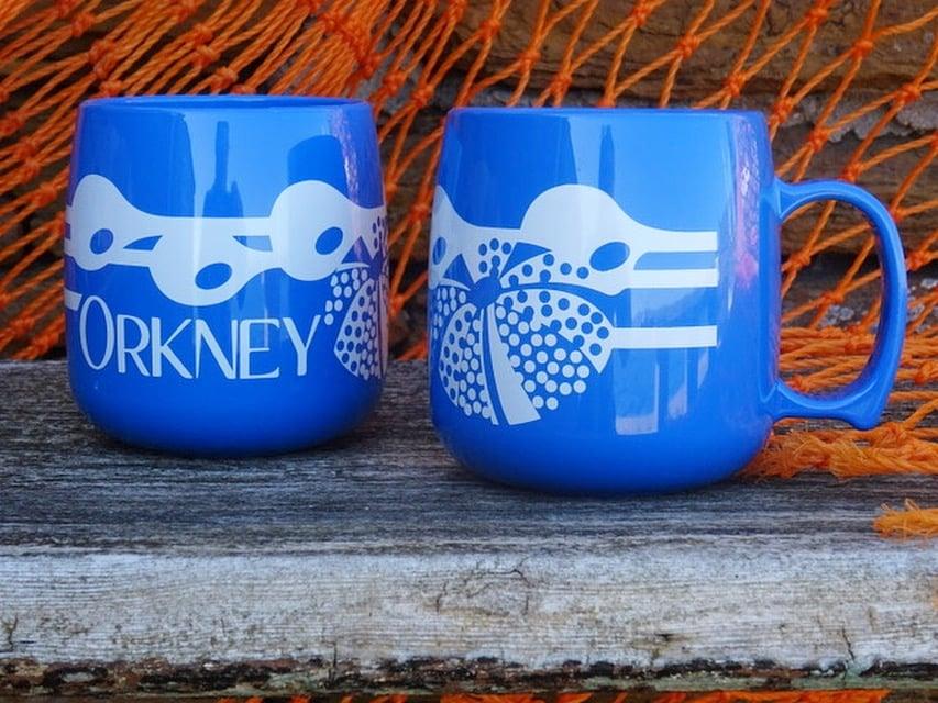 Image of Orkney Mug - Blue