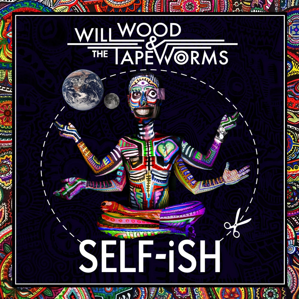 "Image of ""SELF-iSH"" CD"