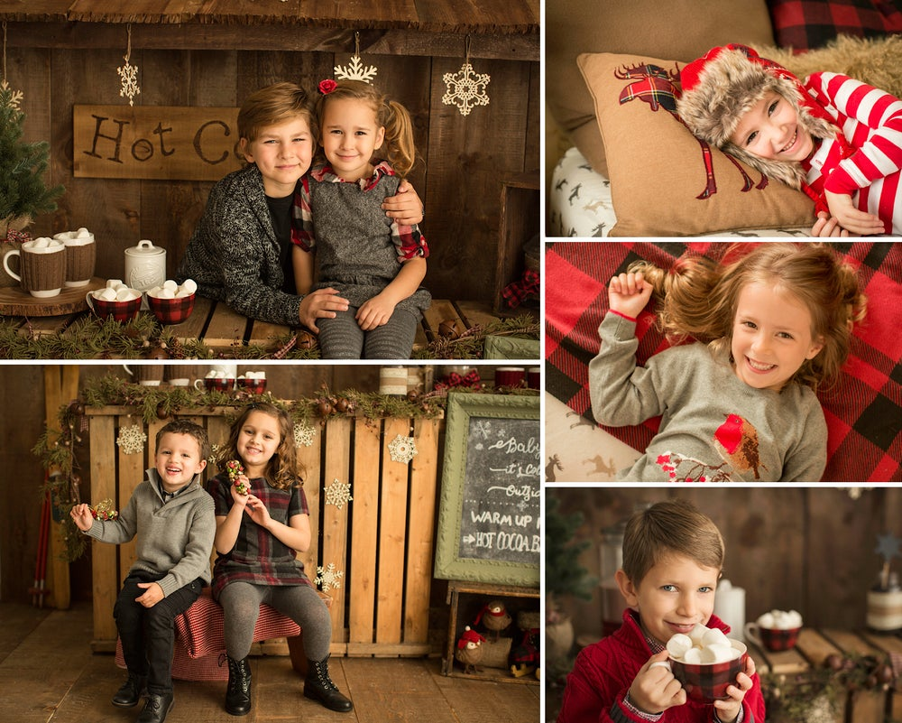 Image of HOLIDAY CARD SESSION DEPOSIT