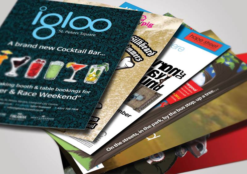 Image of Custom Flyers 4x6 Club flyers/PostCards Double sided UV ( Glossy )