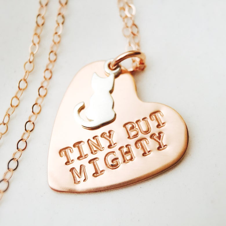 Image of Tiny But Mighty Necklace