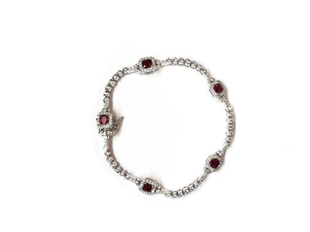 Image of Bracelet With Stones