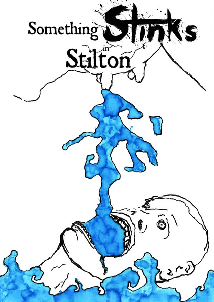 Image of Something Stinks in Stilton (print & PDF)