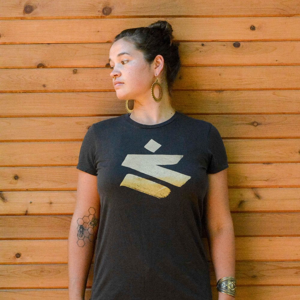 Image of Slow Down // Womens Logo Shirt