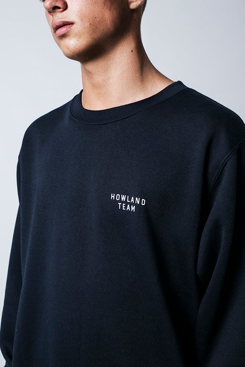 Image of HOWLAND NAVY SWEATER