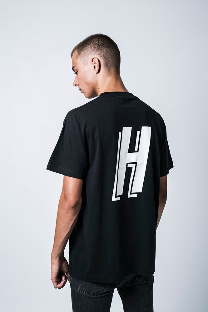 Image of DOUBLE H BLACK