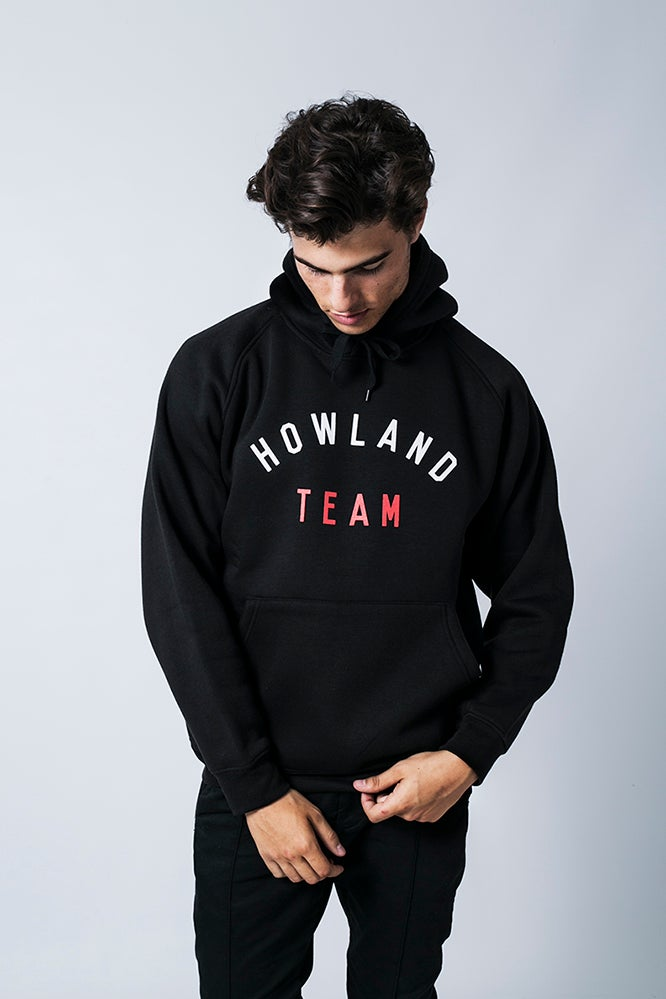 Image of HOWLAND COLORS HOODIE