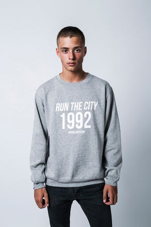 Image of RUN THE CITY SWEATER