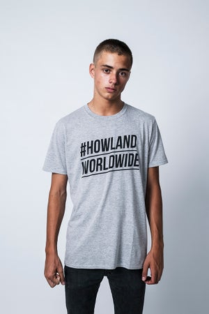 Image of  HOWLAND WORLDWIDE TEE