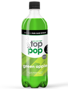 Image of GREEN APPLE - PURE CANE 24 OUNCE