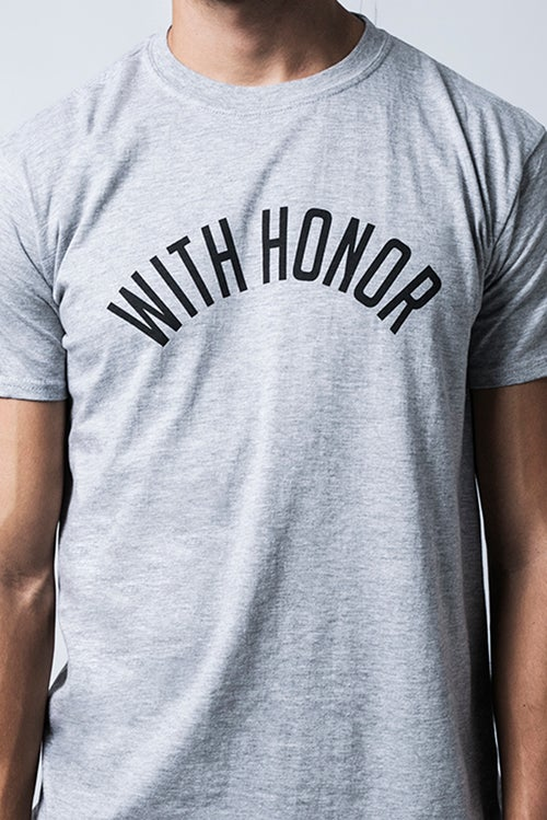Image of WITH HONOR