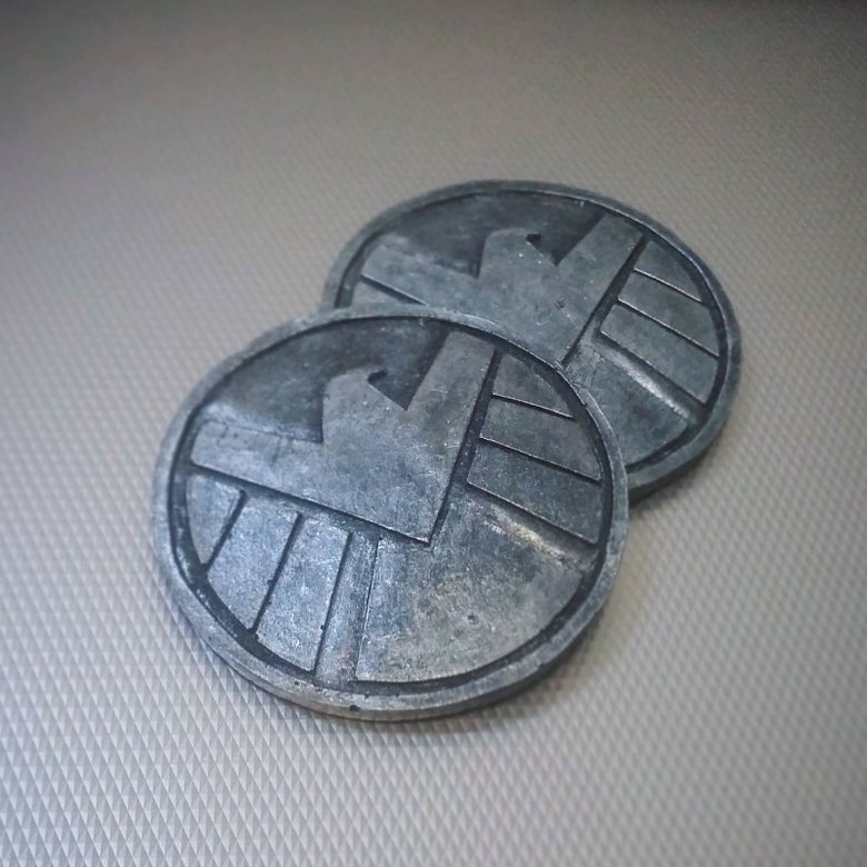 Image of S.H.I.E.L.D. Crest - Marvel's Agents of S.H.I.E.L.D.
