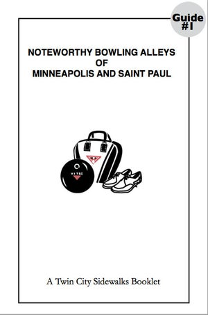Image of Noteworthy Bowling Alleys of Minneapolis and Saint Paul