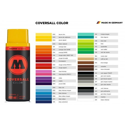 Image of Molotow - Coversall Color (400ml)