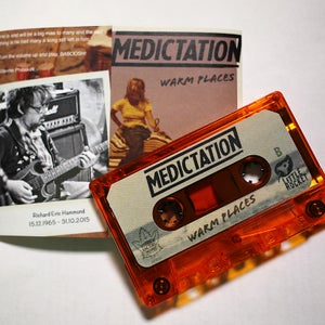 Image of Medictation - Warm Places cass.