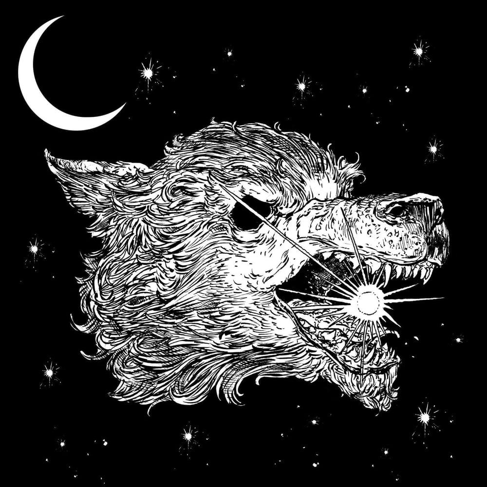 Image of Wolf Hoodie