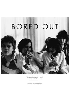 Image of BORED OUT (book), Ryan Leach