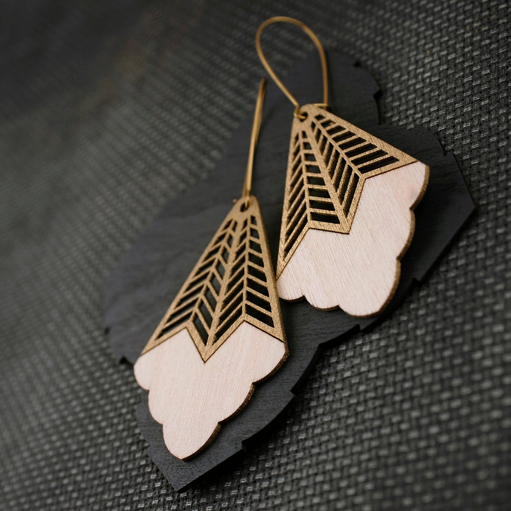"Image of ""MIRA"" EARRINGS"