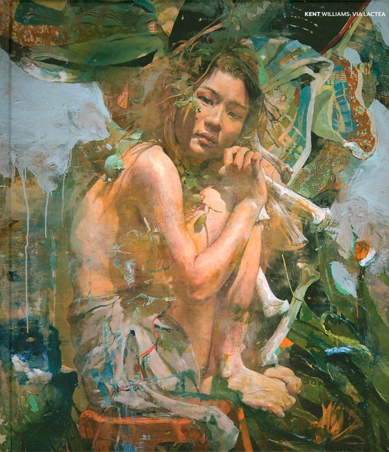 Image of Kent Williams, Via Lactea: His Drawings and Paintings of the Artist Soey Milk